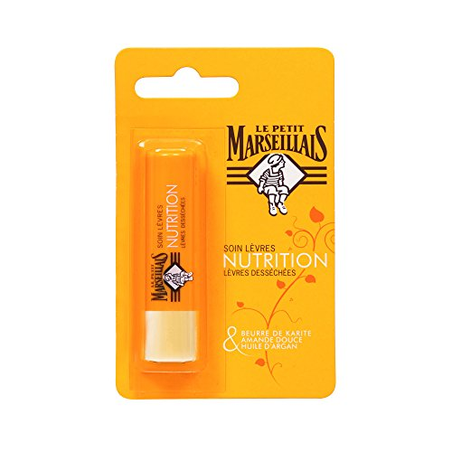 Le Petit Marseillais - Lip Care Stick - Labbra Nutriente asciugata Lips / - Set di 3