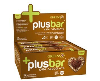 Protein Bar Whey Krisp 12 Bar(S) by Greens Plus