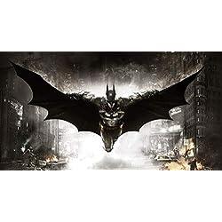 Batman en Bois Chevalier Noir Jigsaw Puzzle 500/1000 Pièces Boxed Comic Illustration Film Affiche Photographie Film Jouets Jeu Art for Adultes Enfants Cadeaux (Size : 1000pc)