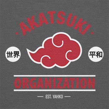 TEXLAB - Akatsuki Organization - Damen T-Shirt Grau
