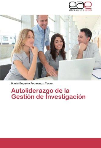 Autoliderazgo de La Gestion de Investigacion