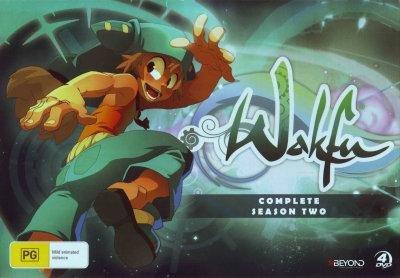 Wakfu (Complete Season 2) - 4-DVD Box Set ( ) [ Australische Import ] (Bloc Set)