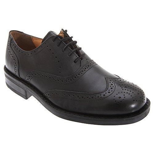 Roamers - Chaussures de ville en cuir - Homme Noir