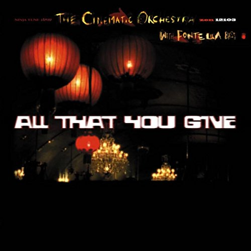 All That You Give (radio edit)