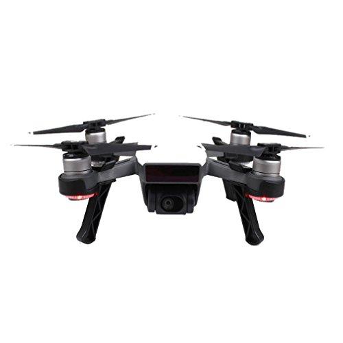Lanspo DJI Spark RC Drone Zubehör Landing Gear Landing Feet Bracket Beschützer für DJI Spark RC Drone (Kleider Size Plus Disco)