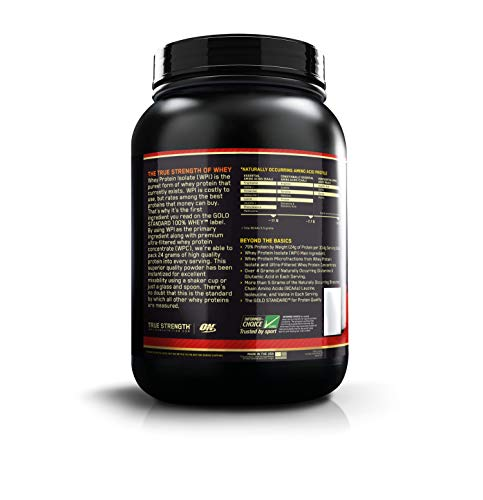 731c3a70a ... Optimum Nutrition (ON) Gold Standard 100% Whey Protein Powder - 2 lbs