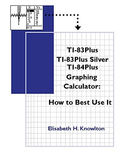 TI83Plus TI83Plus Silver TI84Plus Graphing Calculator: How To Best Use It!  4th edition Edition