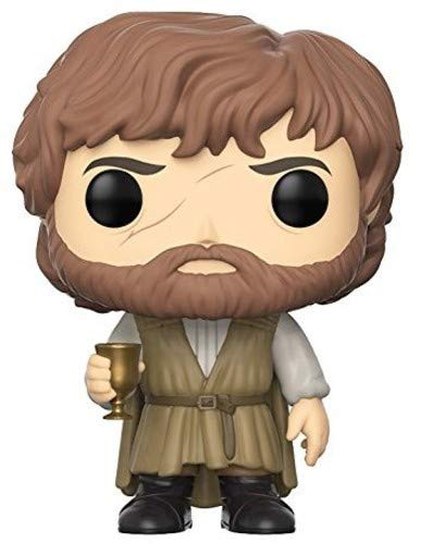 Game Of Thrones- Funko Pop Figura S7 Tyrion Lannister, 12216