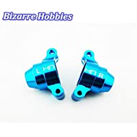 Hot Racing ECE2206 Blue Aluminum Rear Knuckles Hub 1/18 4wd by Hot Racing