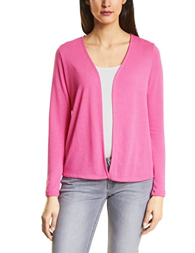 (Street One Damen Strickjacke 311903 Nette, Rosa (Flamingo Pink 11272), 44)