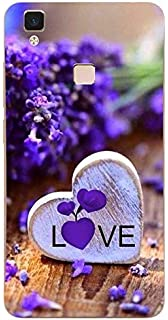 PUTKU CREATIONS Mobile BACKCOVER for Vivo V3 Max Back Case Cover
