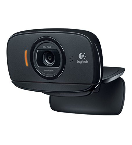 Logitech B525 HD Webcam OEM - 720p, schwarz