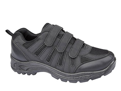 Mens Terrain Hiking Trail Walking Trekking Style Trainers Shoes Size 7-12 (UK...