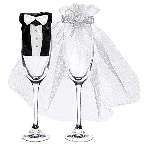 tux-wedding-dress-champagne-glass-covers-xp035