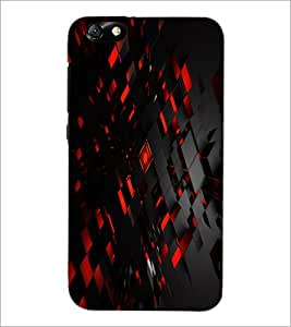 PrintDhaba Pattern D-2431 Back Case Cover for HUAWEI HONOR 4X (Multi-Coloured)
