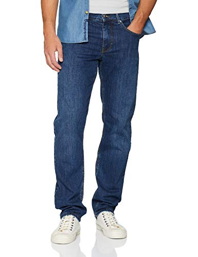 Brax Herren Jeanshose Cooper Denim, Blau (regular used 26), W34/L30 -