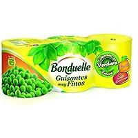 Bonduelle - Guisantes muy fino al naturales - 600 g