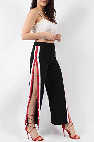 Missi London -  Pantaloni  - Donna Black