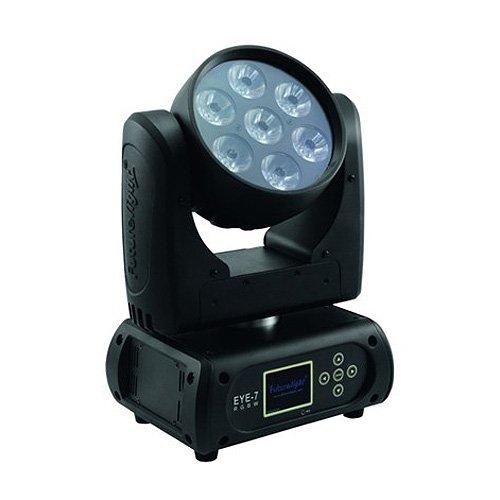 FutureLight 51841305 EYE-7 RGBW Beam LED Moving-Head