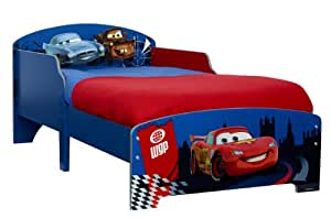 Disney Cars 2 Toddler Bed Amazoncouk Kitchen Amp Home