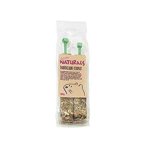 Boredom Breaker Natural Treats Dandelion Sticks 120g