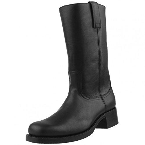 Sendra bottes - 3162 herrenstiefel noir Noir
