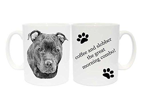 Staffordshire Bull Terrier Tazza Regalo con scelta