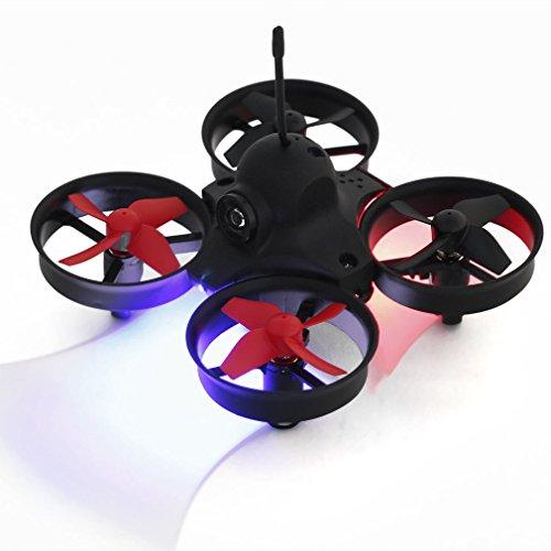 Poke-FPV-58-G-25-MW-Camra-sans-tte-Mode-Intrieur-Mini-Racing-Drone-Quadcopter-RTF