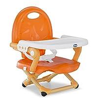 Chicco Pocket Snack Booster Seat, Mandarino - ukpricecomparsion.eu