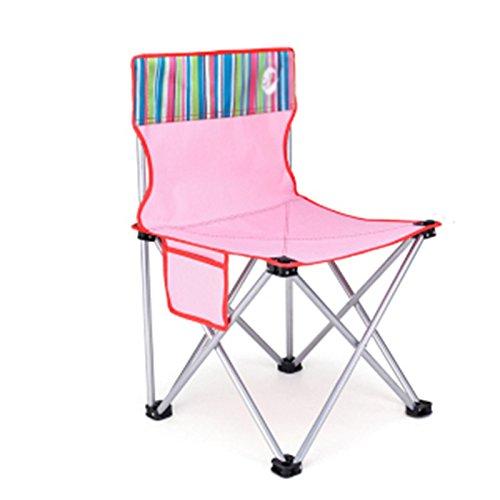 Folding chair Health UK Klappstuhl Blau Sport Komfortable Eisen Direktor Skizzieren Kunst Hocker Chaiselongue Zug Tragbare Wandern...