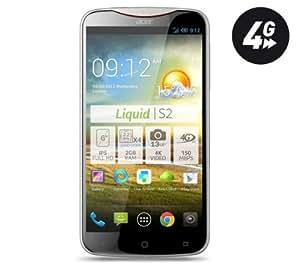 ACER Acer Liquid S2 - noir - Smartphone + Carte mémoire microSDHC 16 Go