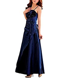 VIP Dress Abendkleid / Maxikleid / Brautjungfernkleid lang in Blau