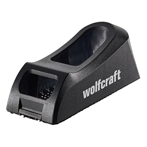 Wolfcraft 4013000 Rabot-bloc Plaquiste Râpe150 x 57 mm
