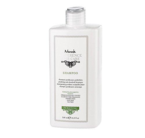 Nook Purifying Anti-Schuppen-Shampoo reinigend dermatologisch getestet 500ml