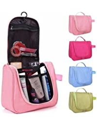 PETRICE Toiletry Bag For Men & Women Hanging Toiletries Kit For Makeup, Cosmetic, Shaving, Travel Accessories...