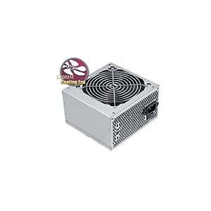 430 Watt PC ATX ventilateur de soufflage 12 cm