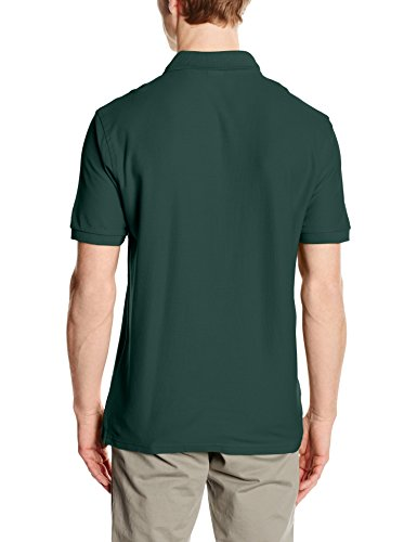 Fruit of the Loom Herren Pullover Forest Green