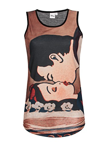 walt-disney-snow-white-kiss-top-femme-noir-xxl