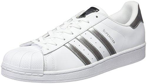 adidas Superstar, Scarpe da Basket Unisex-Adulto
