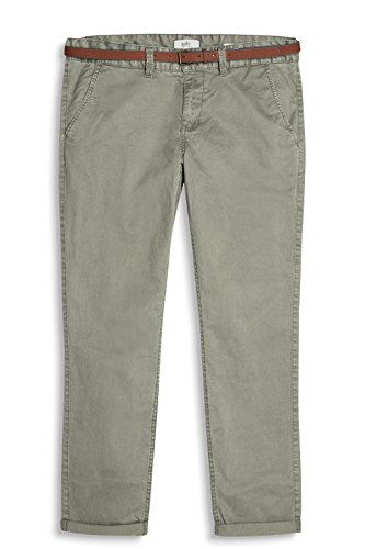edc by Esprit, Pantaloni Uomo Verde (Olive 360)