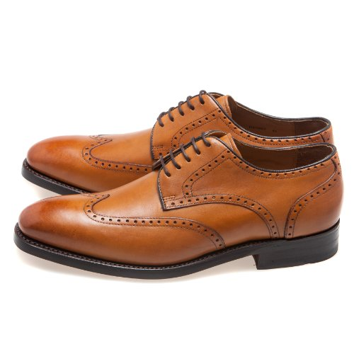 Gordon & Bros Havret, Derby Homme Marron - Braun (tan)