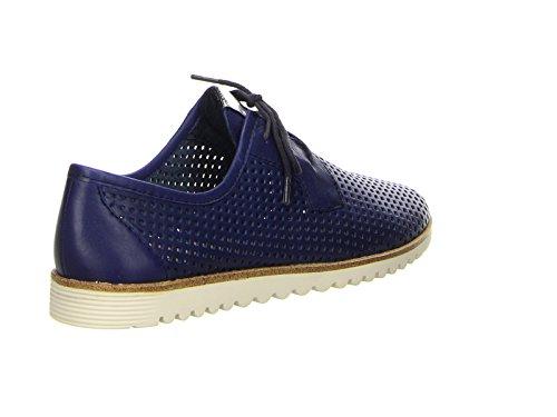 Tamaris 23603, Sneakers Basses Femme Bleu