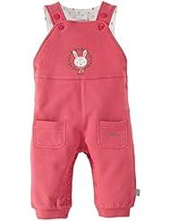 BORNINO La salopette sweat pour bébé pantalon bébé