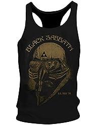 Black sabbath Débardeur Black Sabbath - US Tour 78