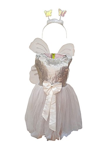 KFD Fairy Fancy Dress for kids,Fairy Teles,Story book costume for Annual function/Theme Party/Competition/Stage Shows/Birthday Party Dress