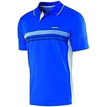 Head Club Technical Polo, Hombre, Azul (BL), M