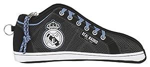 Real Madrid- Estuche portatodo Zapatilla (SAFTA 811757584),, 24 cm (