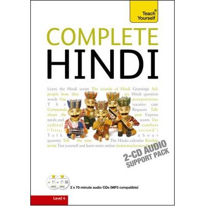 [(Complete Hindi Beginner to Intermediate Course: Audio Support: Learn to Read, Write, Speak and Understand a New Language with Teach Yourself)] [Author: Rupert Snell] published on (October, 2010)
