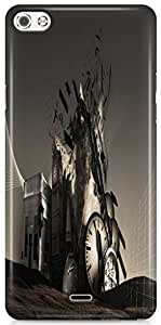 Expert Deal Best 3D Printed Design Mobile Case Back Cover For Micromax Canvas Sliver 5 Q450
