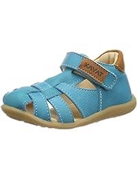 Zapatos turquesas Hobea Germany para bebé